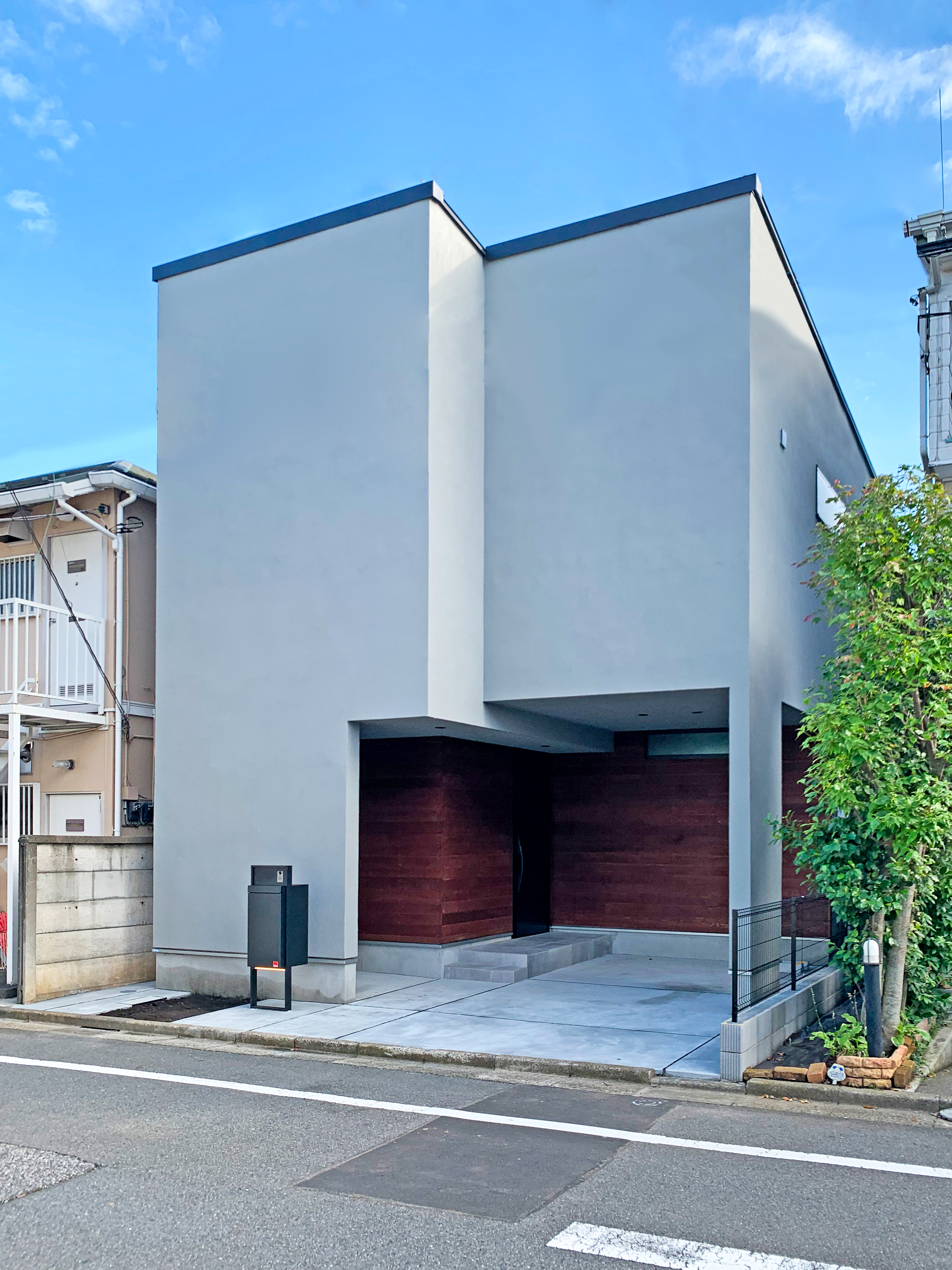 関町北の家