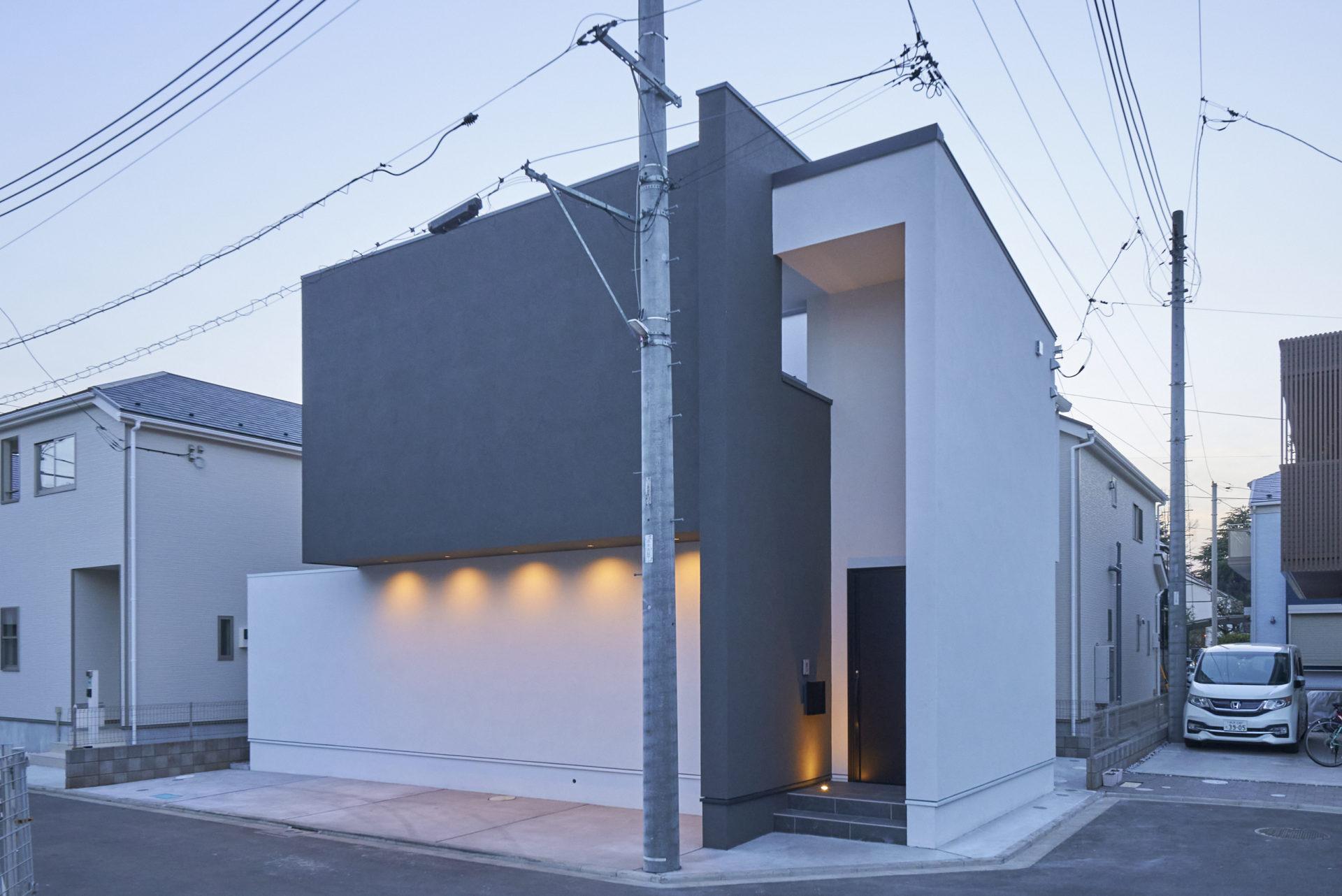 貫井北の家