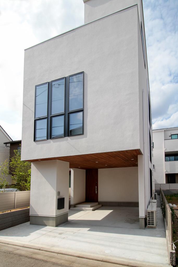 石神井町の家
